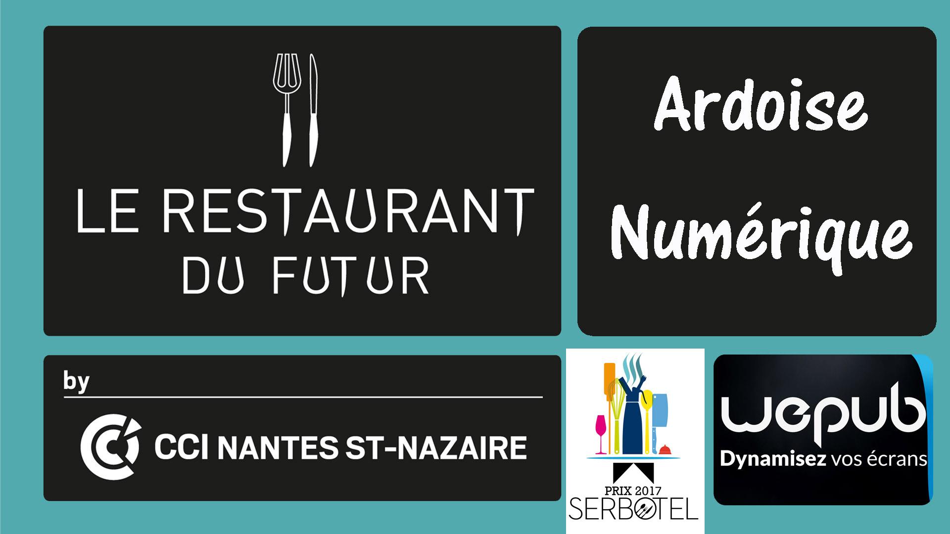 animation serbotel 2017 Restaurant du futur