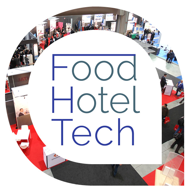 Logo hotel food tech wepub